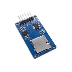 Micro Sd Card Module Tf Card Memory Shield |Sd Storage For Arduino